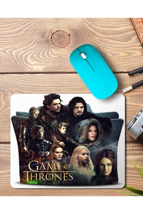 MET DESİGN Game Of Thrones 7 Mouse Pad Mousepad 0