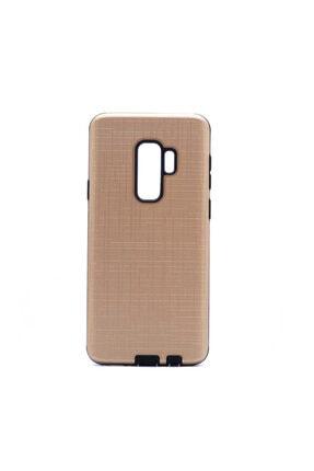 Dijimedia Galaxy S9 Plus Kılıf New Youyou Silikon Kapak Rose Gold 3