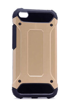 Zore Xiaomi Mi 5 Kılıf Crash Silikon Kapak Rose Gold 2