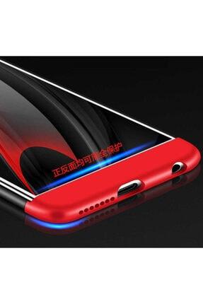 Dijimedia Huawei P9 Lite 2017 Kılıf Ays Kapak Rose Gold 3