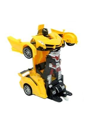 Güven Oyuncak Uzaktan Kumandalı Robota Dönüşen Araba 2