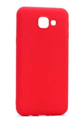 Dijimedia Galaxy A8 2016 Kılıf Premier Silikon Kırmızı 0