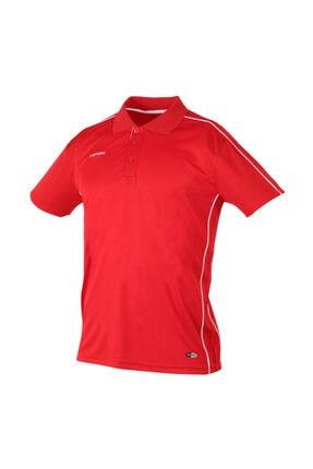 TRYON Erkek Kırmızı Polo T-shirt 0