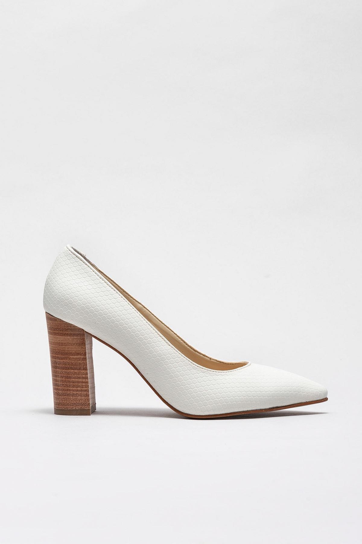 Elle Shoes Kadın Casual Ayakkabı Evelıa-1