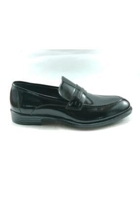 Erkek Siyah Rugan Ayakkabı DNF06