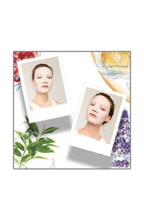 Garnier Yorgunluk Karşıtı Lavanta Kağıt Maske 32G 0