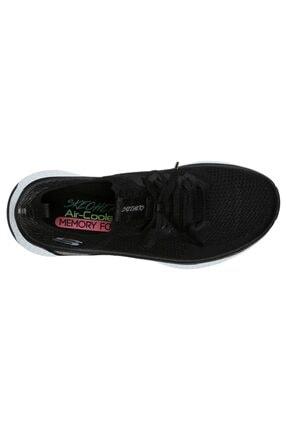 Skechers Solar Fuse Kadın Siyah Ayakkabı 13325-bkw 2