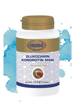 Ersağ Glukozamin Kondroitin Msm 0