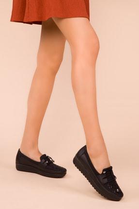 Soho Exclusive Siyah Kadın Casual Ayakkabı 15429 1