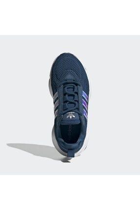 adidas Kadın Mavi Haiwee Günlük Spor Ayakkabı 2