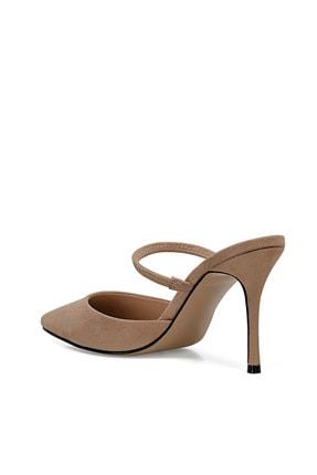Nine West Naturel Kadın Topuklu Ayakkabı 0