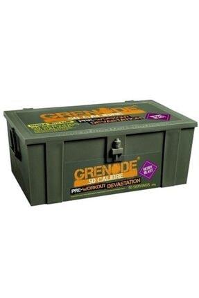 Grenade 50 Calibre Pre-Workout 50 Servis 0