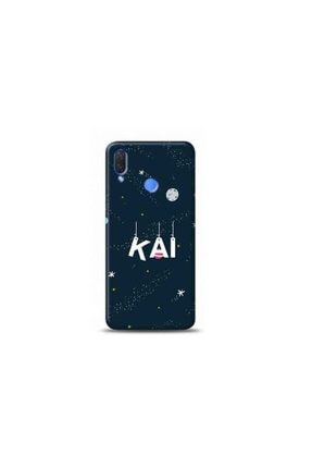 Kılıf Madeni Huawei P Smart 2019 Exo Tasarimli Telefon Kılıfı Y-exokf0004 0