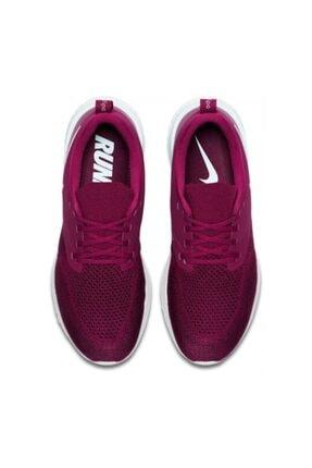 Nike Kadın Mor Odyssey React 2 Flyknit Spor Ayakkabısı 3