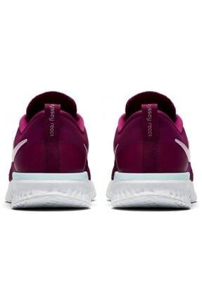 Nike Kadın Mor Odyssey React 2 Flyknit Spor Ayakkabısı 4