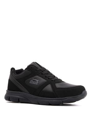 Slazenger Pera Koşu & Yürüyüş Erkek Ayakkabı Siyah 1
