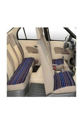 Otoaksefuar Hyundai I20 Oto Koltuk Üzeri Serme Kilim  3 Parça 3