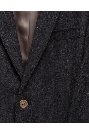 Gant Erkek Antrasit Blazer Ceket 1