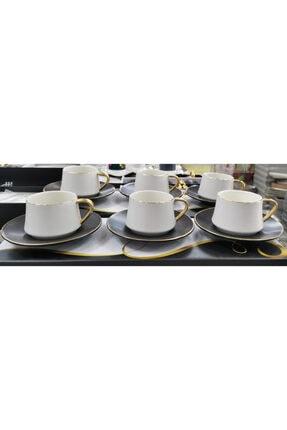 Kahve Çay Fincan Kupa Takımı 11941