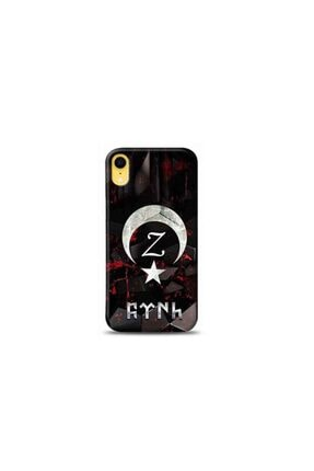 Kılıf Madeni Iphone Xr Z Harfli Bayrak Tasarimli Telefon Kilifi Y-bayrakz 0