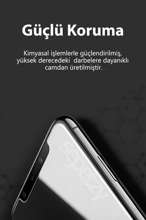 sepetzy Samsung Galaxy M31 Temperli Kırılmaz Cam Ekran Koruyucu 3'lü Paket 2