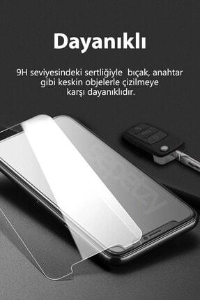 sepetzy Samsung Galaxy M31 Temperli Kırılmaz Cam Ekran Koruyucu 3'lü Paket 4