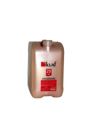Kuaf Oksidan Krem 20 Volume 5lt 5000ml 0