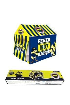 Mega Bloks Lacivert Fenerbahçe Çocuk Oyun Çadırı 0