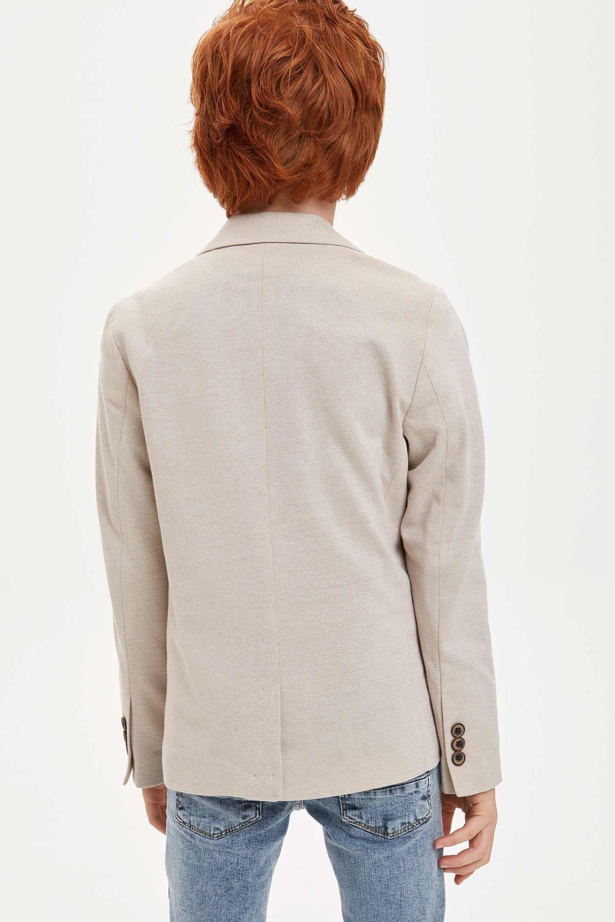 Defacto Erkek Çocuk Blazer Ceket 1