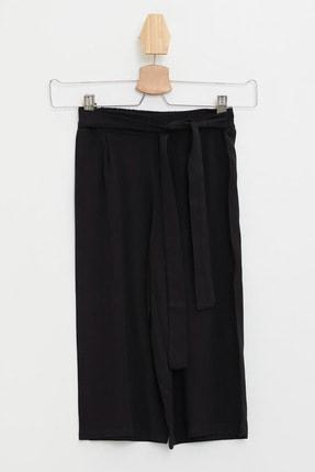 Defacto Beli Kuşaklı Culotte Pantolon 3