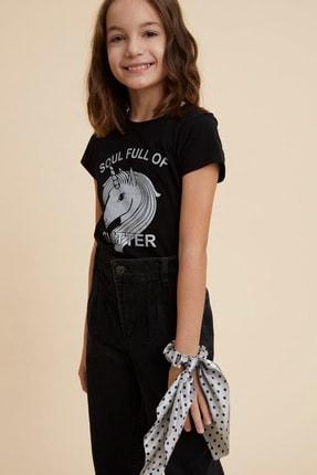 Defacto Unicorn Baskılı Kısa Kollu T-shirt 0