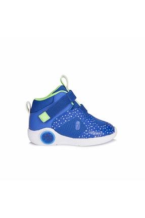 Vicco 346.p20k.150 Saks Mavi (26-30) Işıklı Çocuk Ayakkabı Bot 1