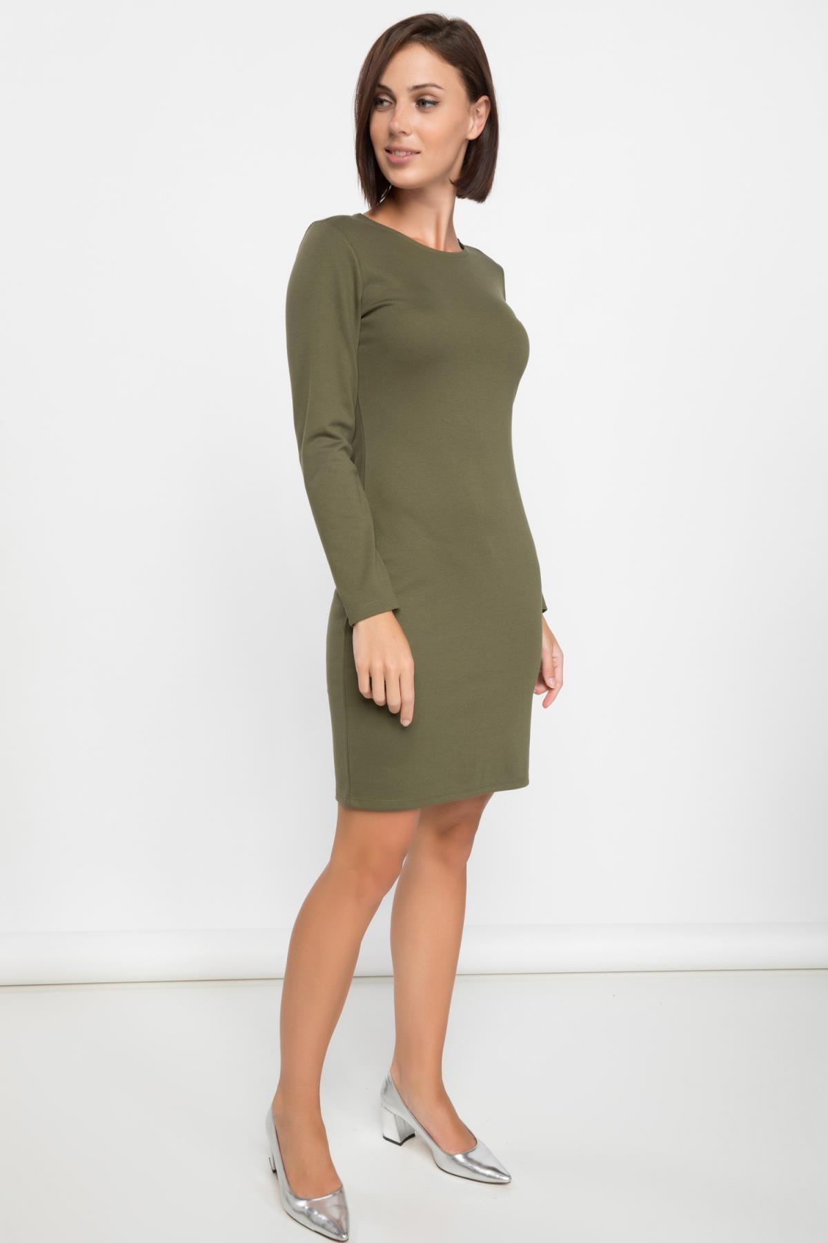 Defacto Kadın Uzun Kollu Basic Elbise J9518AZ.18AU.KH215 1
