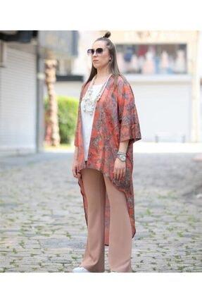 NİLMARK Kadın Vizon Yüksel Belli Toparlayıcı Kalıp Pantolon 1