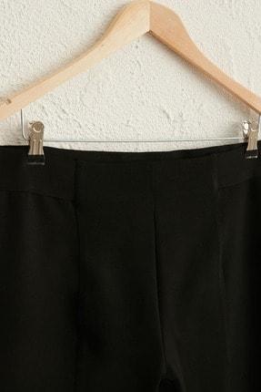 LC Waikiki Kadın Siyah Pantolon 0WCL98Z8 1