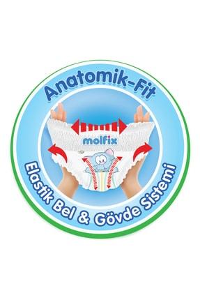 Molfix Külot Bez 3 Beden Midi Aylık Fırsat Paketi 188 Adet + Evony Maske 10 Lu 2