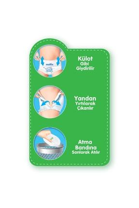 Molfix Külot Bez 3 Beden Midi Aylık Fırsat Paketi 188 Adet + Evony Maske 10 Lu 3