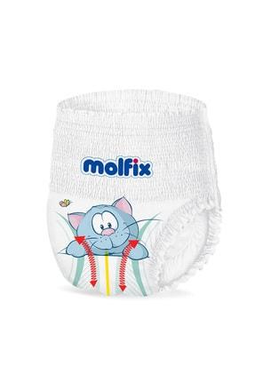 Molfix Külot Bez 3 Beden Midi Aylık Fırsat Paketi 188 Adet + Evony Maske 10 Lu 4