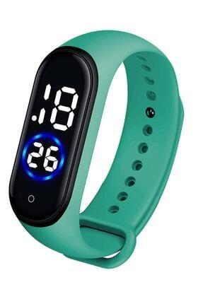 Spectrum Unisex Yeşil Dokunmatik Kol Saati Xt250263 0