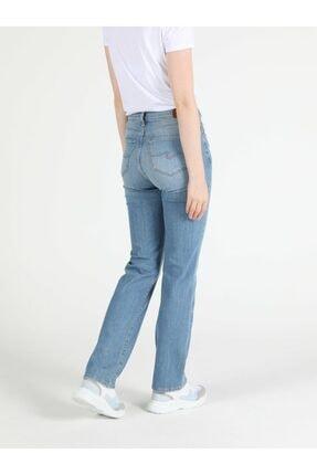 Colin's Regular Fit Düz Paça Yüksek Bel 792 Mila Kadın Jean Pantolon 1