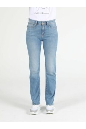 Colin's Regular Fit Düz Paça Yüksek Bel 792 Mila Kadın Jean Pantolon 3