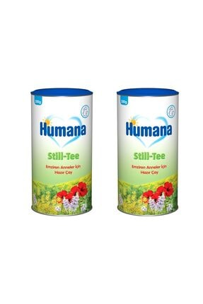 Humana Still-Tee Emziren Anne İçeceği 200 gr x 2 Adet 0