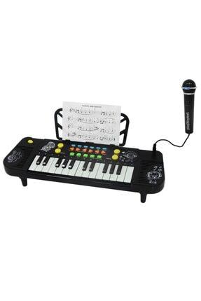 CanEm Kutulu Mikrofonlu 25 Tuşlu Org Çocuk Eğitici Piyano Müzik Seti 1