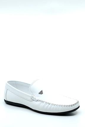Tekin Ayakkabı Erkek Beyaz Casual Ayakkabı 2