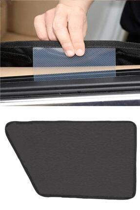 Carneil Siyah Araba Otomobil İçi Evcil Hayvan Kapı Çizik Önleyici Kapı Pedi 990rp 3