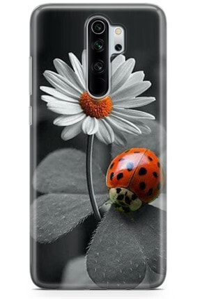 Zipax Samsung Galaxy S20 Ultra Uğur Böceğim Desenli Baskılı Silikon Kılıf 3