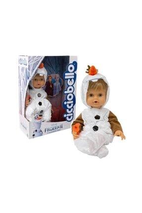 Cicciobello Frozen Olaf Kıyafetiyle Frn70000 2