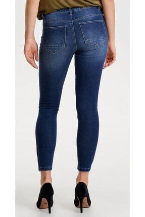 Only Kadın Mavi Onlkendell Reg An Sk Dnm Guabj11334 Noos Jeans 1