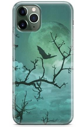 Zipax Samsung Galaxy M11 Kılıf Gecenin Aşkı Desenli Baskılı Silikon Mel-109519 0