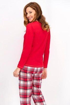 Arnetta Aile Seti Anne Kız Uzun Kol Pijama Takımı ( Fiyatlar Ayrı Ayrıdır ) 4